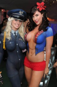 sexy halloween costume