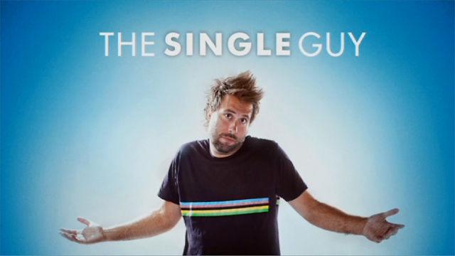 Single men swinging are